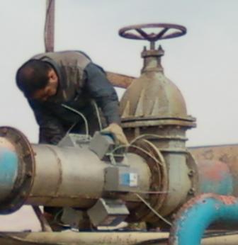 مکانیزم کار دستگاه رسوب زدای مغناطیسی آب